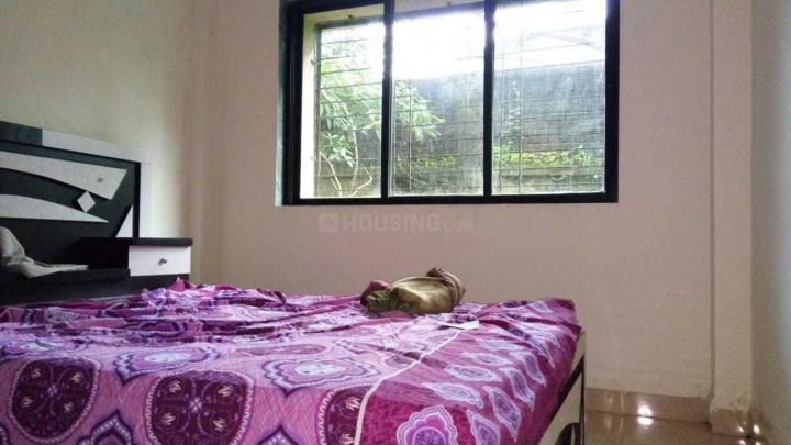 Bedroom Image of 550 Sq.ft 1 BHK Apartment for rent in Boisar for 5000