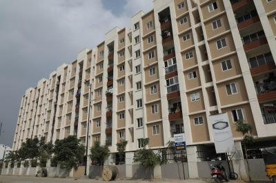 Gallery Cover Image of 667 Sq.ft 1 BHK Apartment for buy in Perumbakkam for 2401000