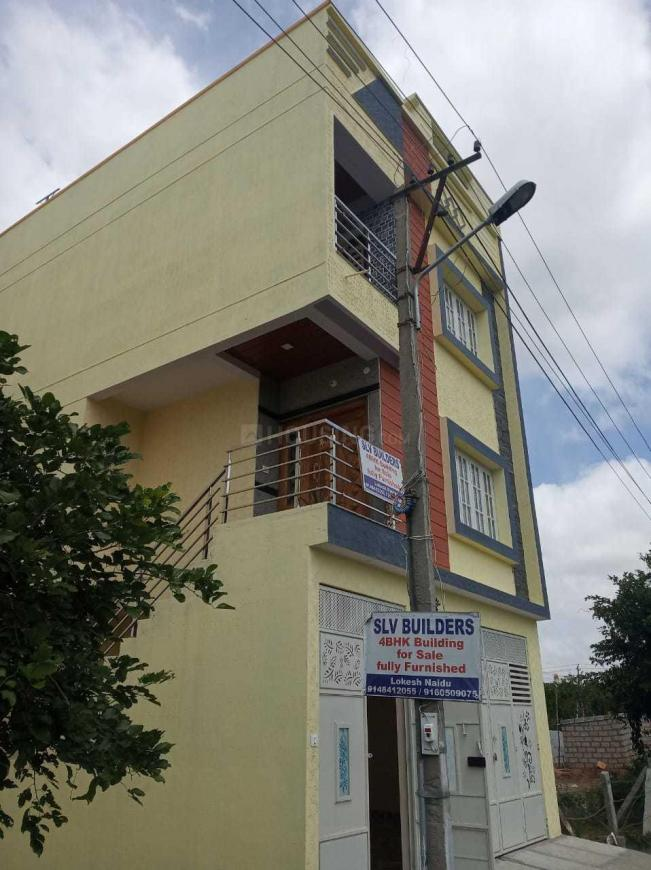 Building Image of 1600 Sq.ft 4 BHK Independent House for buy in Hemmigepura for 9000000