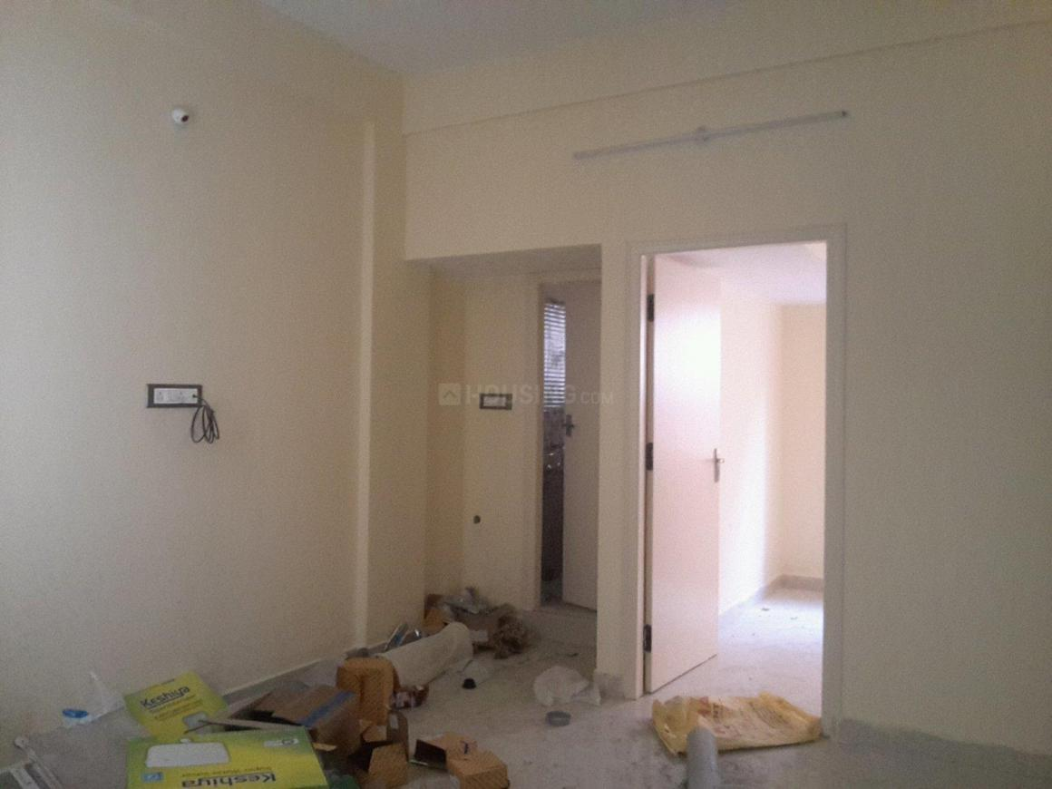 Living Room Image of 350 Sq.ft 1 BHK Apartment for rent in Whitefield for 8500
