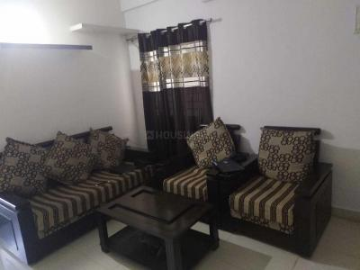 Gallery Cover Image of 755 Sq.ft 2 BHK Apartment for rent in ARS Properties Lifestyle, HSR Layout for 16000