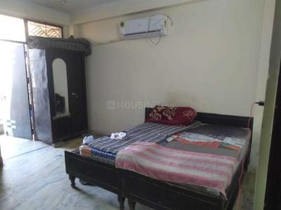 Gallery Cover Image of 350 Sq.ft 1 RK Independent Floor for rent in New Ashok Nagar for 6000