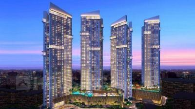Gallery Cover Image of 1450 Sq.ft 2 BHK Apartment for buy in Sheth Creators Auris Serenity, Malad West for 19900000