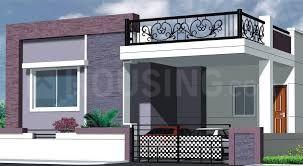 Gallery Cover Image of 450 Sq.ft 1 BHK Independent House for buy in Varadharajapuram for 2257370