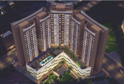 Gallery Cover Image of 1225 Sq.ft 3 BHK Apartment for buy in Mulund East for 22900000