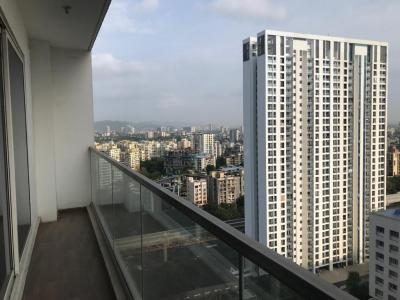 Gallery Cover Image of 3025 Sq.ft 4 BHK Apartment for buy in Sheth Avalon, Thane West for 59500000