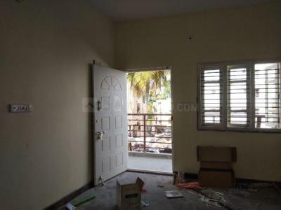 Gallery Cover Image of 650 Sq.ft 1 BHK Apartment for rent in Chandra Layout Extension for 11000