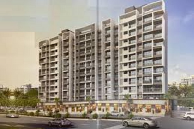Gallery Cover Image of 650 Sq.ft 1 BHK Apartment for buy in Shree Ramdev Ritu Heights, Mira Road East for 6700000