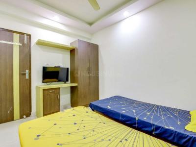 Bedroom Image of Sri Balaji Gents PG in Shanti Nagar