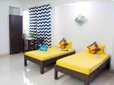 Bedroom Image of Zolo Serenity in Karve Nagar