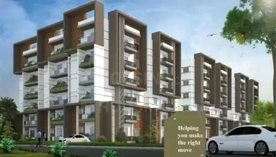 Gallery Cover Image of 1375 Sq.ft 3 BHK Apartment for buy in Golden Homes, Hastinapuram for 7100000