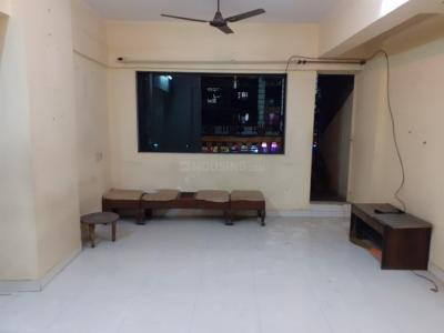 Gallery Cover Image of 745 Sq.ft 1 BHK Apartment for rent in Kopar Khairane for 16000
