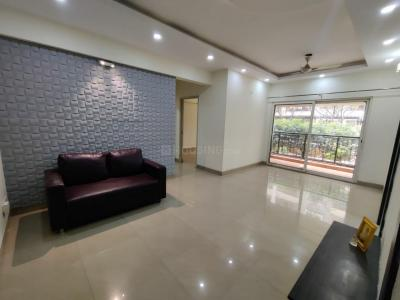 Gallery Cover Image of 1273 Sq.ft 2 BHK Apartment for rent in Salarpuria Sattva Melody, Nayandahalli for 23000
