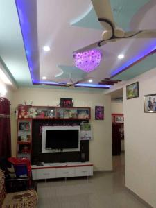 Gallery Cover Image of 650 Sq.ft 1 BHK Independent Floor for rent in Sanath Nagar for 6000