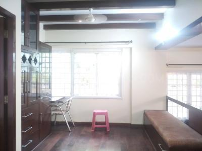 Gallery Cover Image of 1200 Sq.ft 2 BHK Apartment for rent in Armane Nagar for 55000