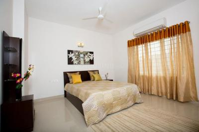 Gallery Cover Image of 618 Sq.ft 1 BHK Apartment for buy in Akshaya Republic, Kovur for 3086000