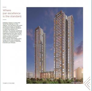 Gallery Cover Image of 890 Sq.ft 2 BHK Apartment for buy in Kalpataru Vienta, Kandivali East for 17600000