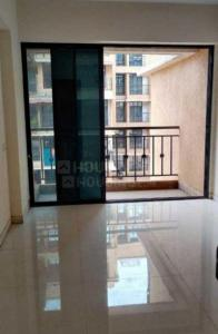 Gallery Cover Image of 642 Sq.ft 1 BHK Apartment for rent in Himax Prathmesh Platinum, Ulwe for 10000