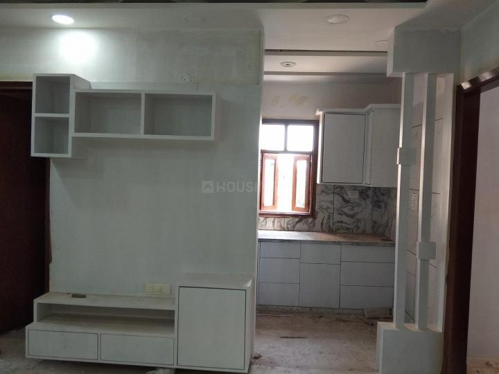 Living Room Image of 950 Sq.ft 3 BHK Independent Floor for buy in Sector 16 Rohini for 9700000