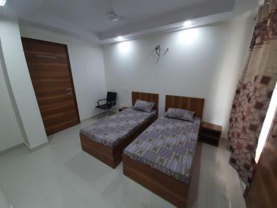 Bedroom Image of Girls PG in Sector 49