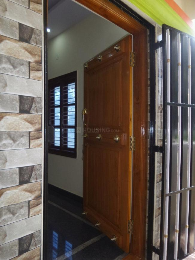 Main Entrance Image of 1100 Sq.ft 2 BHK Independent House for buy in Ramamurthy Nagar for 7700000
