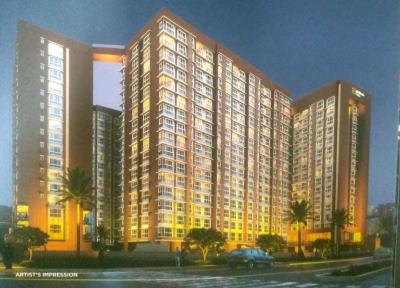 Gallery Cover Image of 926 Sq.ft 2 BHK Apartment for buy in Platinum Corp Life, Andheri West for 22200000