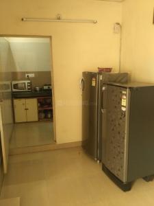 Kitchen Image of Punjabi Bagh PG in Punjabi Bagh
