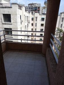Balcony Image of Studio Flat in Mundhwa