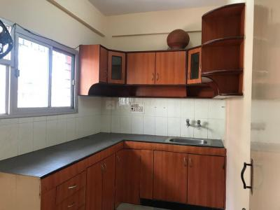 Gallery Cover Image of 1123 Sq.ft 3 BHK Apartment for rent in Murugeshpalya for 26000