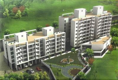 Gallery Cover Image of 859 Sq.ft 2 BHK Apartment for rent in Thane West for 16000