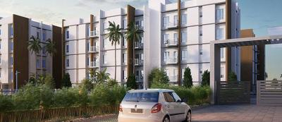 Gallery Cover Image of 955 Sq.ft 3 BHK Apartment for buy in Magnolia Nakshatra, Barasat for 2425010