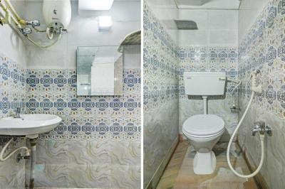 Common Bathroom Image of PG For Boys Ans Girls in Howrah Railway Station