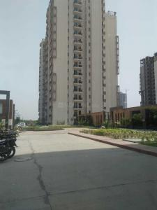 Gallery Cover Image of 590 Sq.ft 1 BHK Apartment for rent in Sikka Karnam Greens, Sector 143B for 15000
