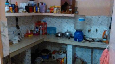 Kitchen Image of Comfort PG in Moti Bagh