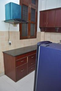 Kitchen Image of Emm Kay Residency in Sector 38