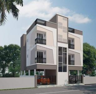 Gallery Cover Image of 613 Sq.ft 1 BHK Apartment for buy in Iyyappanthangal for 2754000