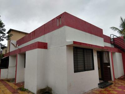Gallery Cover Image of 1300 Sq.ft 1 BHK Independent House for buy in Pathardi Phata for 4800000
