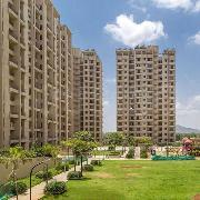 Gallery Cover Image of 600 Sq.ft 1 BHK Apartment for rent in Raunak City 3, Kalyan West for 11000