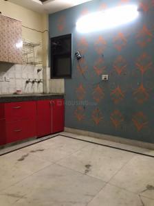 Gallery Cover Image of 450 Sq.ft 1 RK Independent Floor for rent in Singh Govindpuri - 1, Govindpuri for 6000