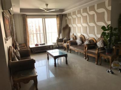 Gallery Cover Image of 1779 Sq.ft 4 BHK Apartment for rent in Logix Blossom County, Sector 137 for 30000