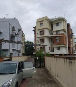 Gallery Cover Image of 1000 Sq.ft 2 BHK Apartment for rent in Nutech Greens, Kolapakkam for 14000