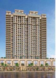 Gallery Cover Image of 1950 Sq.ft 3 BHK Apartment for buy in Kalyan West for 13100000