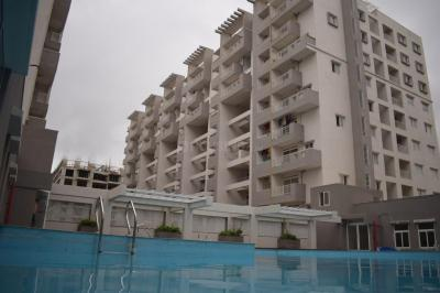 Gallery Cover Image of 1465 Sq.ft 3 BHK Apartment for buy in Mahendra Aarna, Electronic City for 7780000