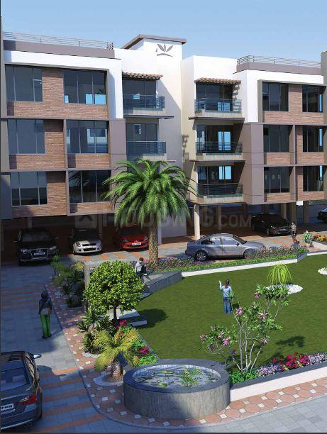 Building Image of 1620 Sq.ft 3 BHK Apartment for rent in Thaltej for 22000