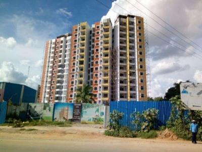 Gallery Cover Image of 1120 Sq.ft 2 BHK Apartment for buy in Thirumalashettyhally for 5200000