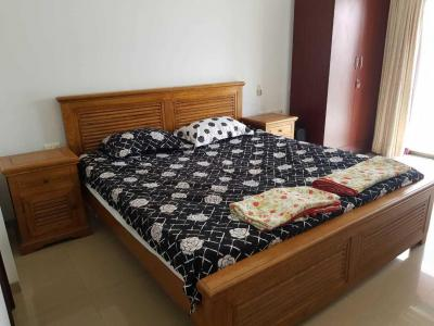 Bedroom Image of Single Room in Kalyani Nagar