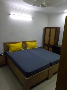Gallery Cover Image of 450 Sq.ft 1 BHK Independent Floor for rent in Sector 7 Dwarka for 12000