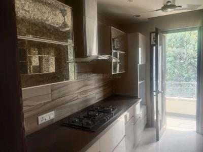 Kitchen Image of Thukral PG in GTB Nagar