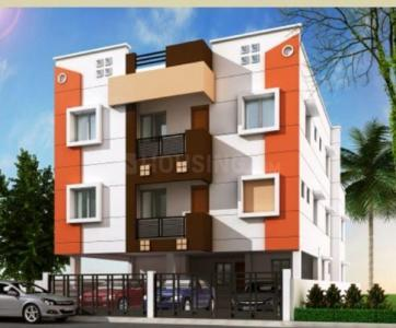 Gallery Cover Image of 1246 Sq.ft 3 BHK Apartment for buy in Old Pallavaram for 6935000