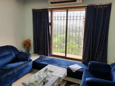 Gallery Cover Image of 1650 Sq.ft 3 BHK Apartment for rent in Kukreja Golfscappe, Chembur for 90000